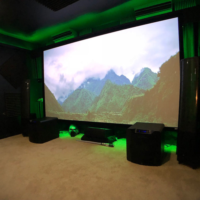 Featured Home Theater System: Nathaniel in Dallas, TX