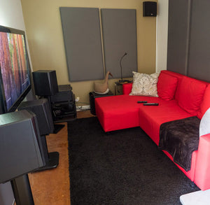 Featured Home Theater System: Mark in Albuquerque, NM