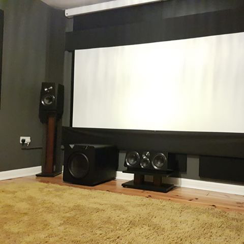 Featured Home Theater System: Martin J. from Milton Keynes, UK
