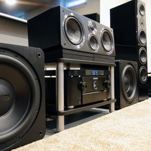 Featured Home Theater System: Doug C. in Dayton, OH