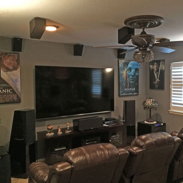 Featured Home Theater System: Jeff from Sherwood, OR