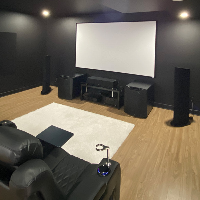 SVS Featured Home Theater System: Pan the Organizer in Toronto, Canada