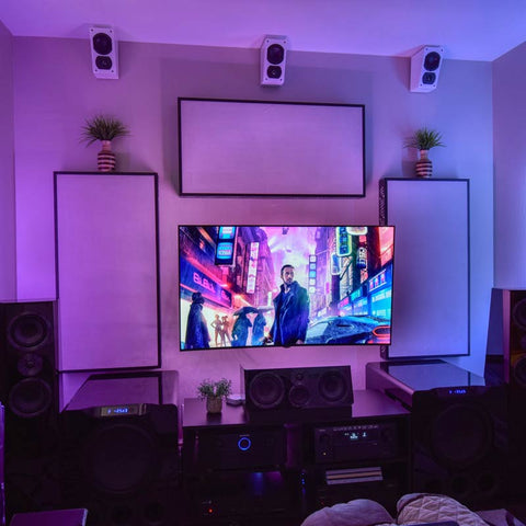 Featured Home Theater System: Joseph in Mesa, AZ