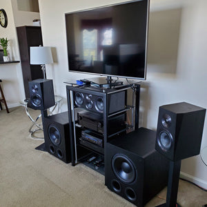 SVS Featured Home Theater System: Keith B. from Dublin, Ohio