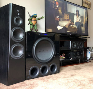 Featured Home Theater System: Tim in Chattanooga, TN