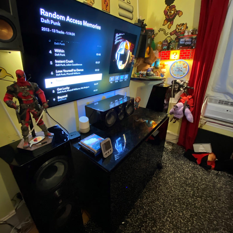 SVS Featured Home Theater System: Fred in Pennsylvania