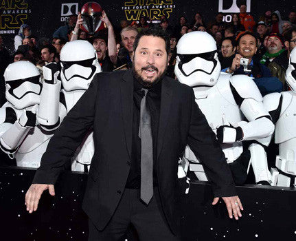 Featured Artist System: Greg Grunberg, Actor, Star Wars: The Force Awakens