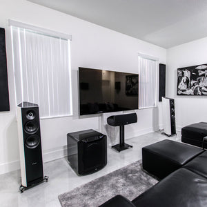 Featured Home Theater System: Jose in Miami, FL