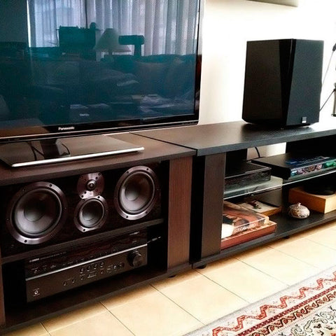 Featured Home Theater System: Juan in Colombia