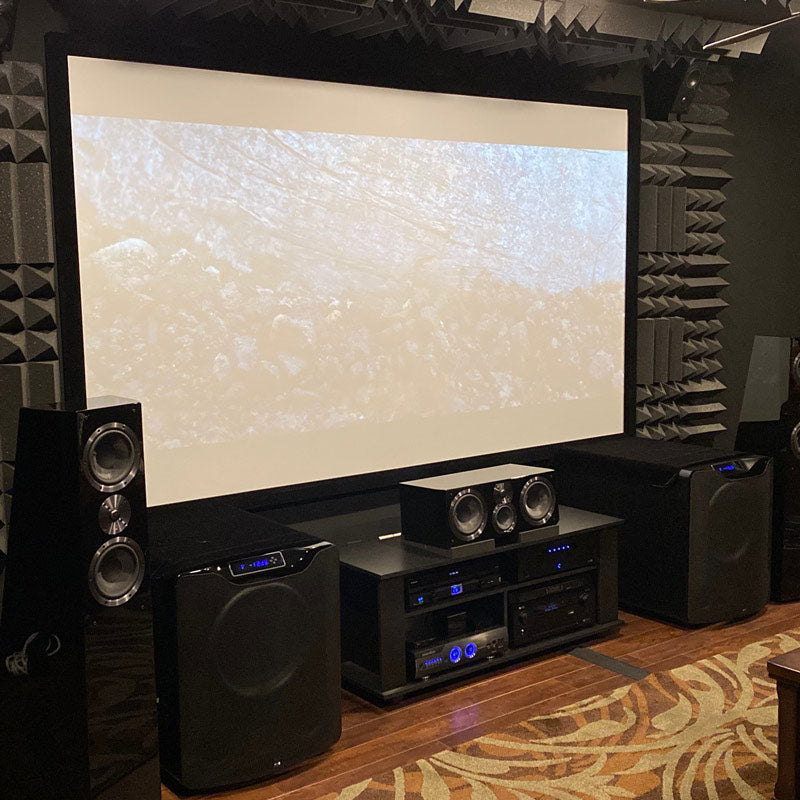 SVS Featured Home Theater System: Lance in Rustburg, VA