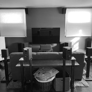 SVS Featured Home Theater System: Michael S., Madison Heights, MI
