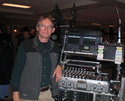 Nelson Stoll, Production Sound Mixer, Total Recall, San Andreas, Basic Instinct and more