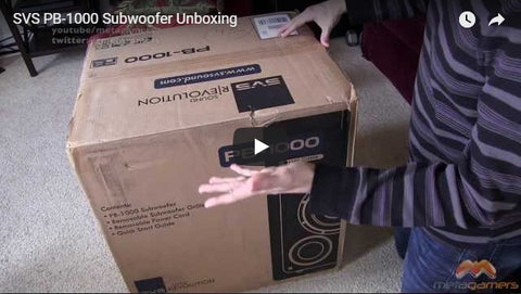 PB-1000 - Unboxing - Metagamers