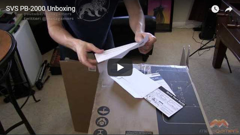 PB-2000 - Unboxing - Metagamers