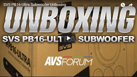 PB16-Ultra - Unboxing - AVS Forum
