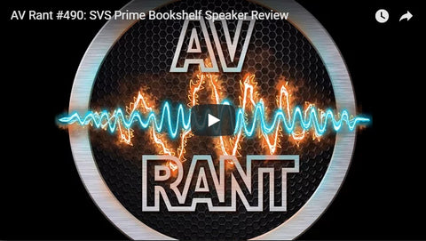 Prime Bookshelf - Video Review - Tom Andry