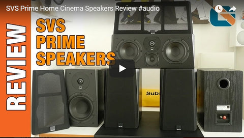 Prime Series Speakers - Video Review - Geekanoids