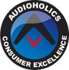 Audioholics - Consumer Excellence Award