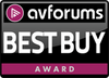 AVForums - Best Buy Award