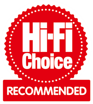 Hi-Fi Choice - Recommended Award