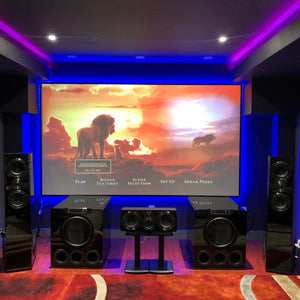 Featured Home Theater System: Ray in Toronto, Ontario