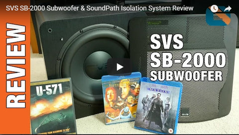 SB-2000 - Video Review - Geekanoids