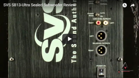 SB13-Ultra - Video Review - Audioholics