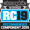 Stereophile - 2019 Recommended Component Award