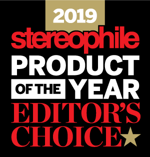 Stereophile - Product of the Year: Editors Choice