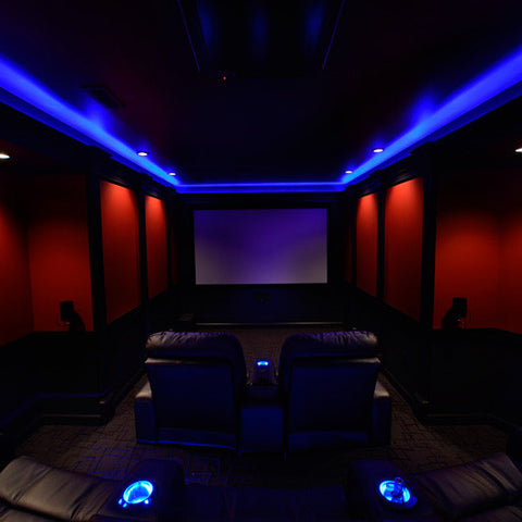 Featured Home Theater System: Steve in Virginia