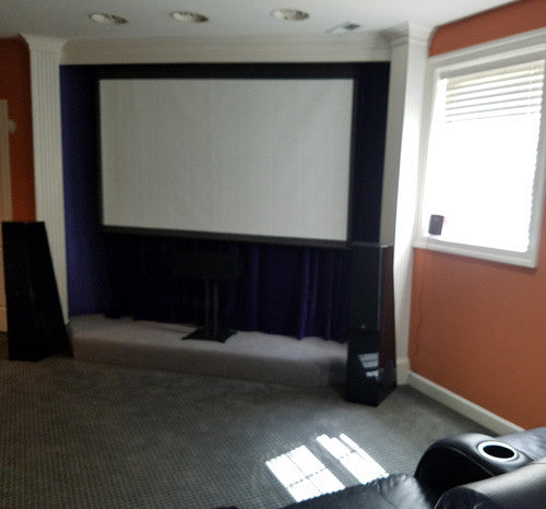 Featured Home Theater System: Thane in Roanoke, VA