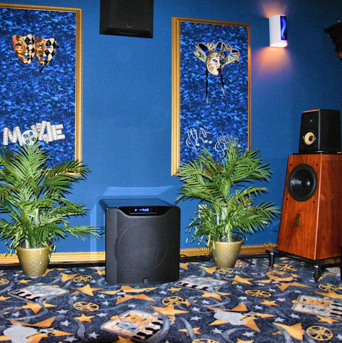 Featured Home Theater System: Thomas in Winter Haven, FL