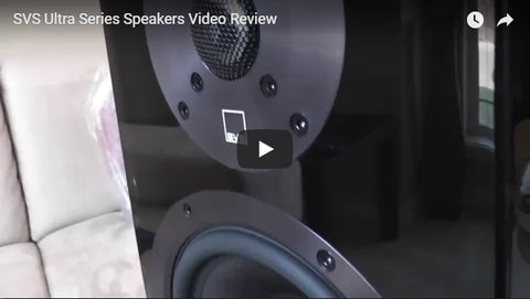 Ultra Series Speakers - Video Review - Audioholics