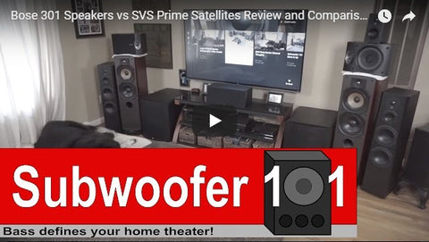 Prime Satellite - Video Review - Subwoofer 101
