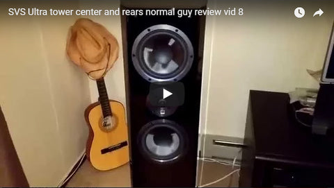 Ultra Tower and Ultra Center - Video Review - Home Theater Junky