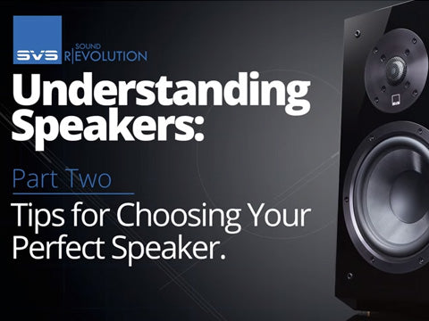 Tips for Choosing Your Perfect Speaker