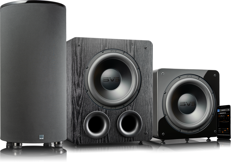 2000 Pro Series Subwoofers
