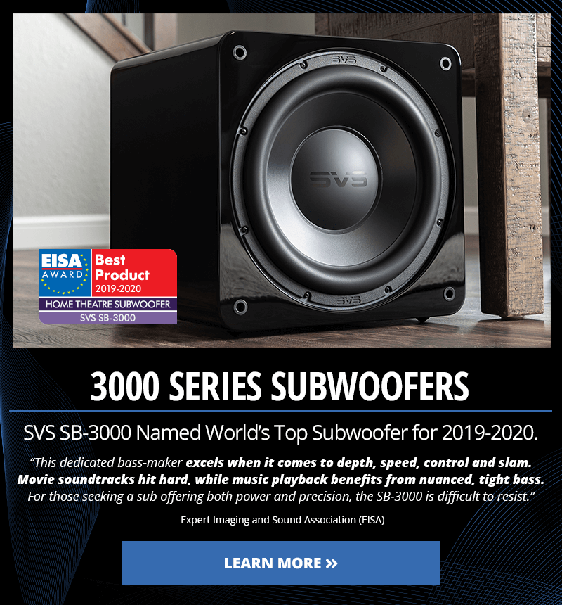 Home Audio Speakers, Subwoofers and Cables | SVS