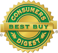 Consumer Digest Best Buy Award