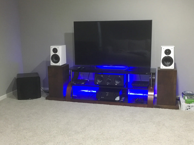 Featured Home Theater System Francis In Lenexa Ks Svs