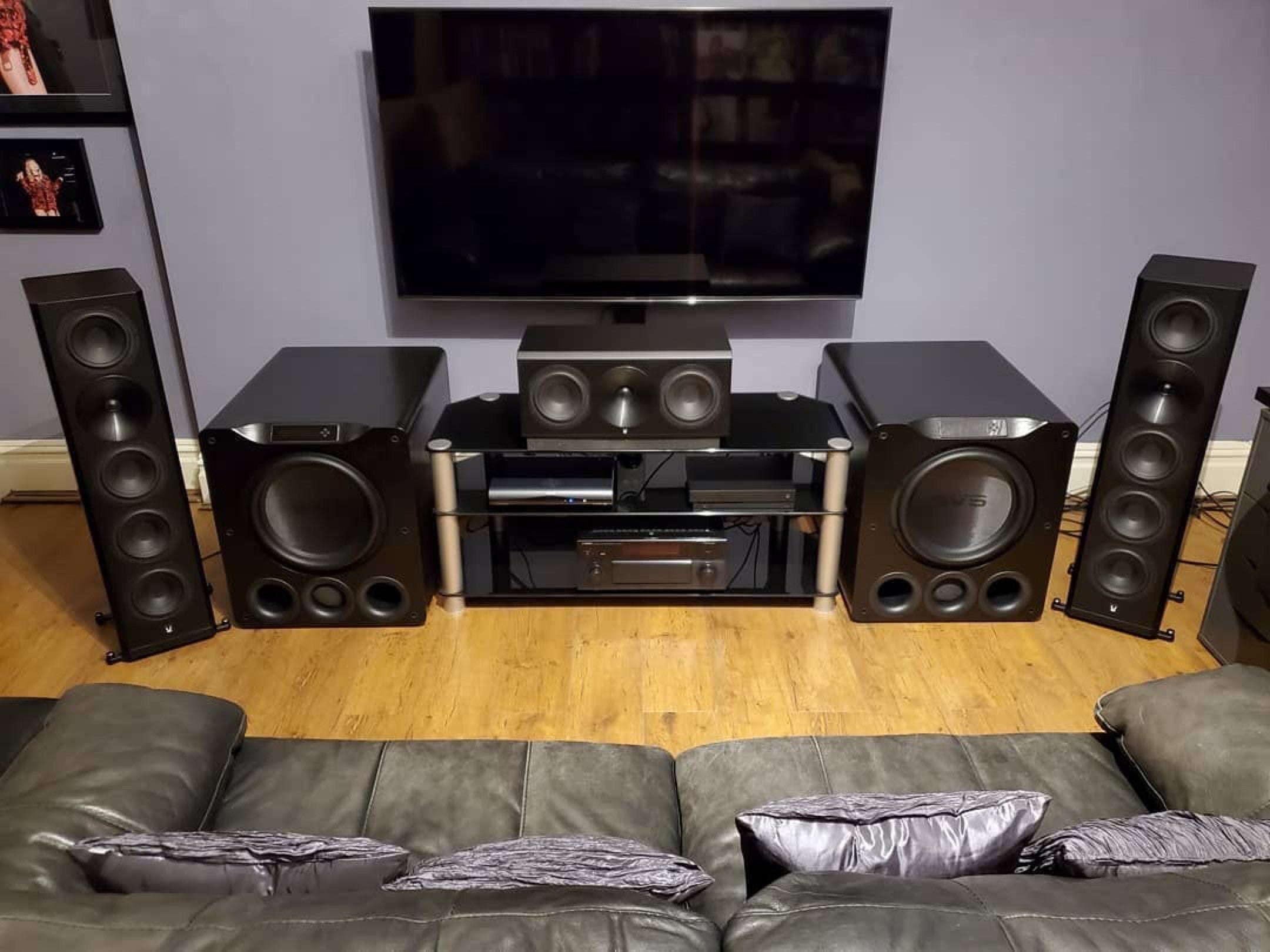 SVS Home Theater