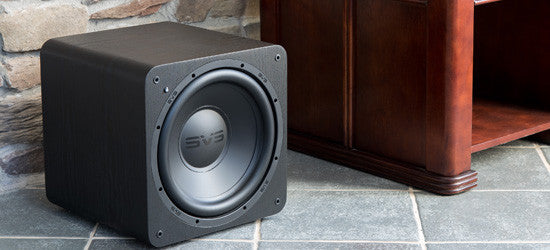 Subwoofer Matching and Why a Big Subwoofer Isn't Always Better