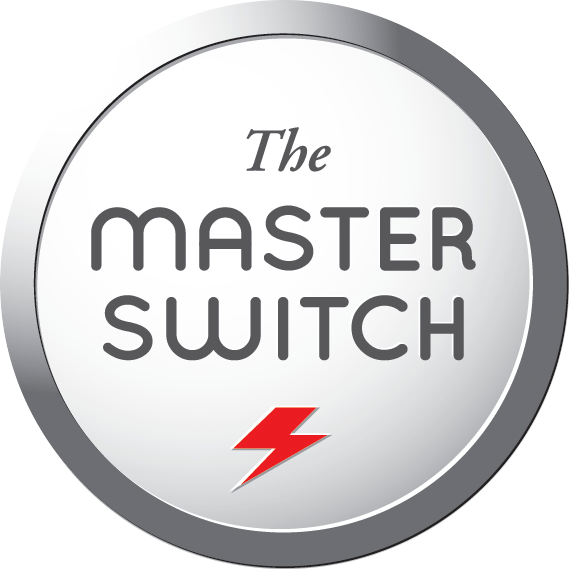 The Master Switch logo.