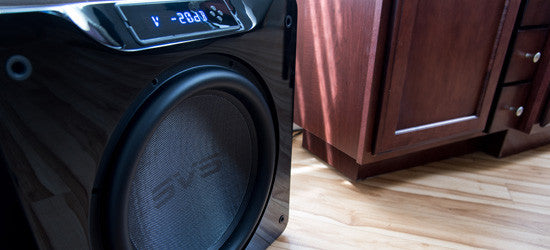 Tips for Setting the Proper Crossover Frequency of a Subwoofer | SVS