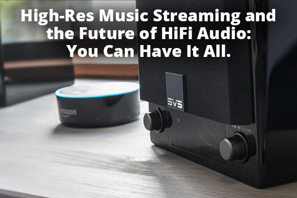 Learn About High-Res Audio