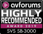 SVS Award Badge