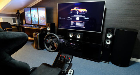 How Gaming Benefits from a Home Theater Speaker System | SVS