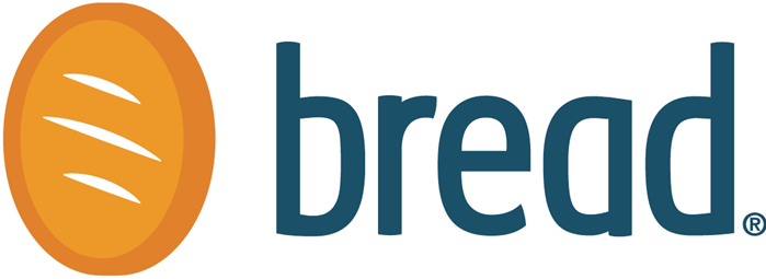 Bread Financing logo.