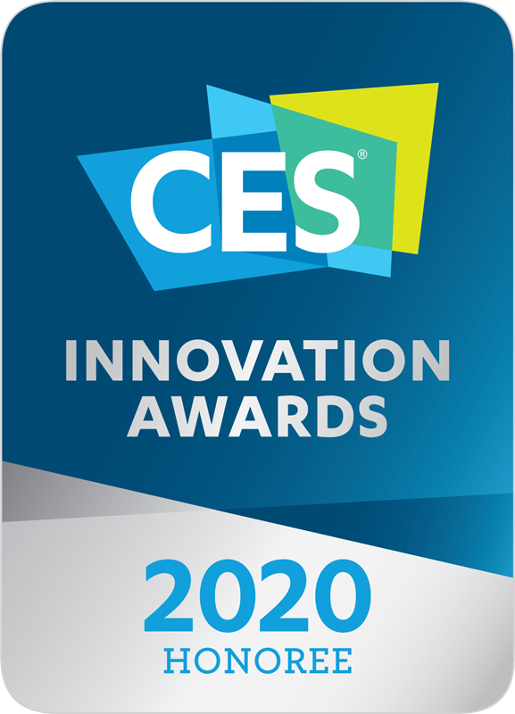 CES 2020 Innovation Award