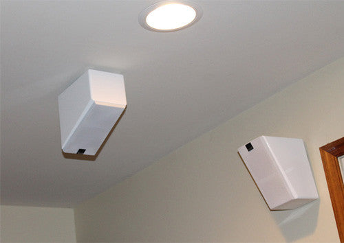 play system in ceilings sound mail cabinet room with speakers mount surround rear wall ceiling